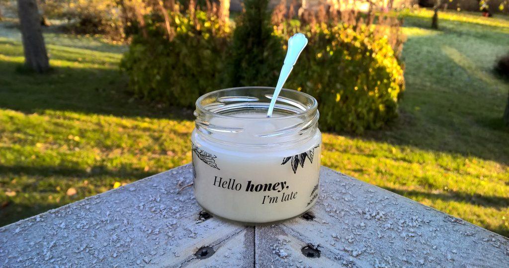 miksi hunaja on valkoista
