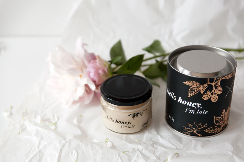 Hello honey hunajapurkki