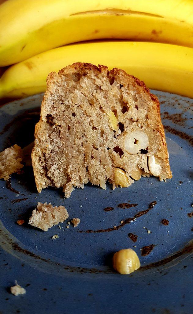 Banaanileipä hunaja
